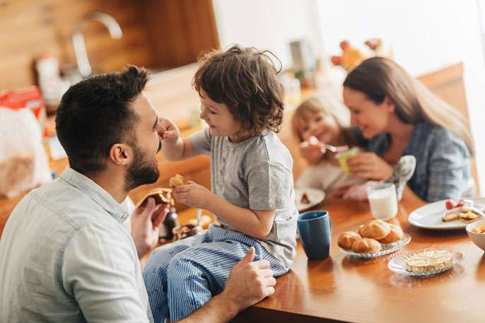 Today's parents spend more time with their kids than moms and dads did 50 years ago