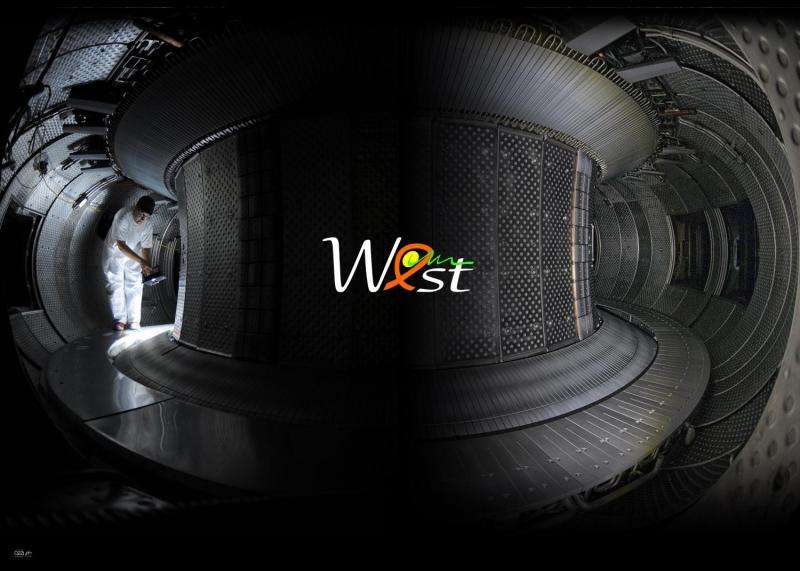Tokamak is ready to test ITER's internal components