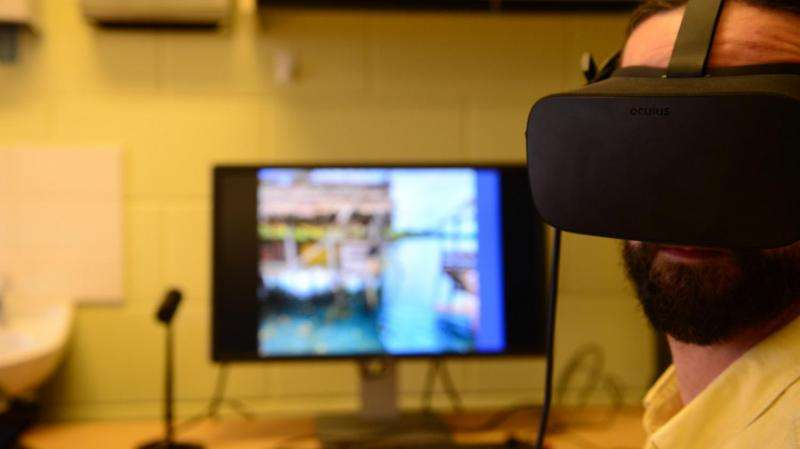 Training the brain to overcome pain with VR