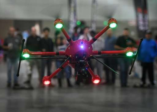 Transport Canada cites, as examples of bad or illegal drone operation, flying close to other aircraft, near aerodromes, or at a