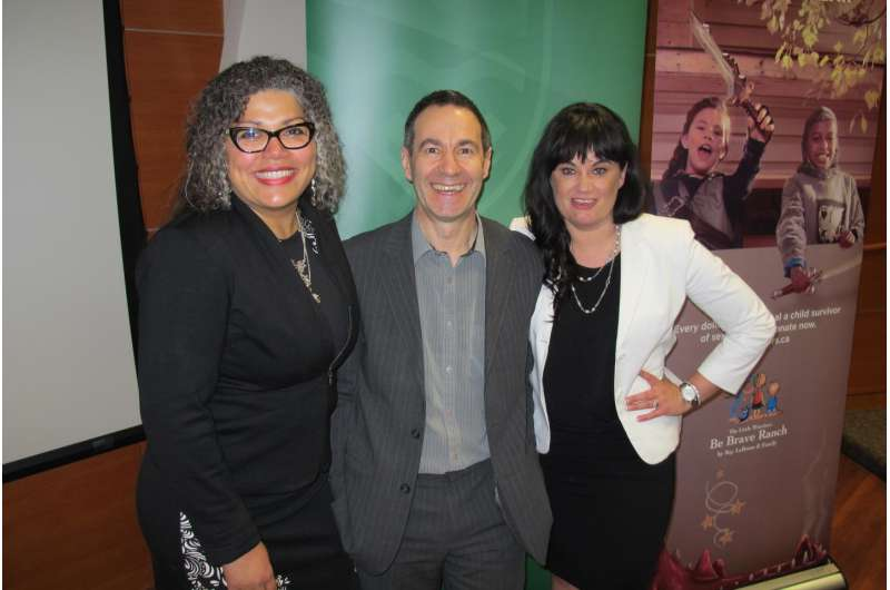 UAlberta & Little Warriors change the trajectory of child sexual abuse victims