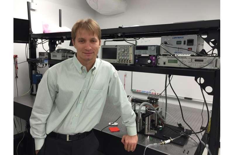 UCF scientist creates most efficient quantum cascade laser ever