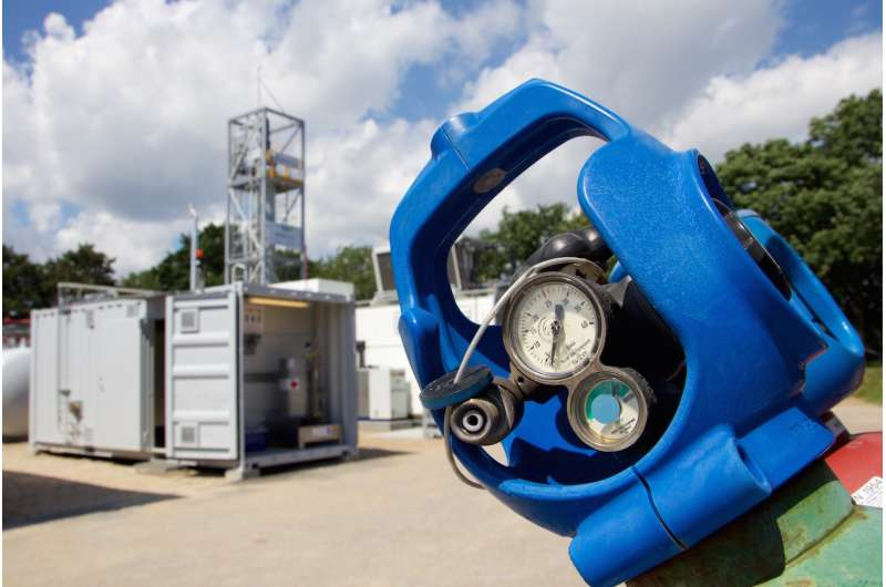 UChicago startup turns renewable energy into natural gas