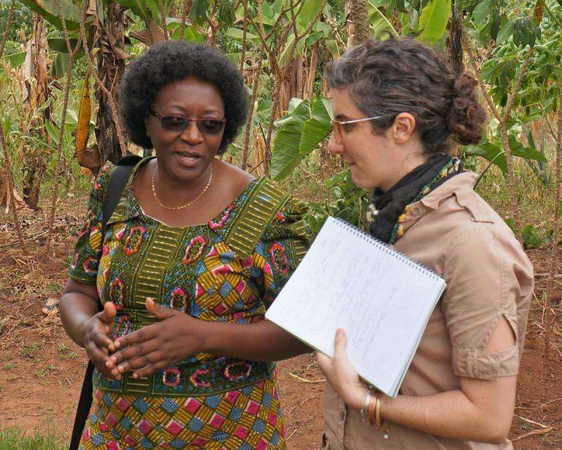 Uganda project puts focus on gender equality in agriculture