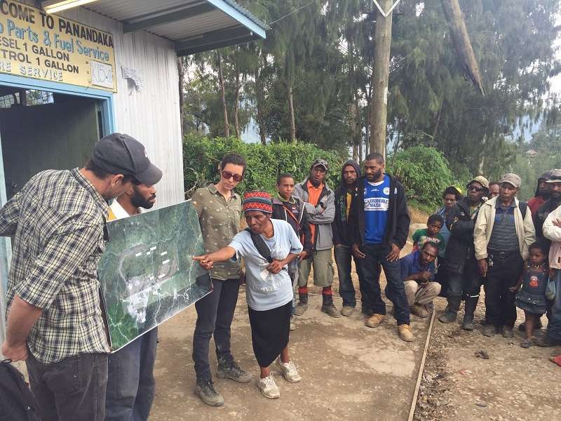 Uncovering impacts of gold mining in Papua New Guinea