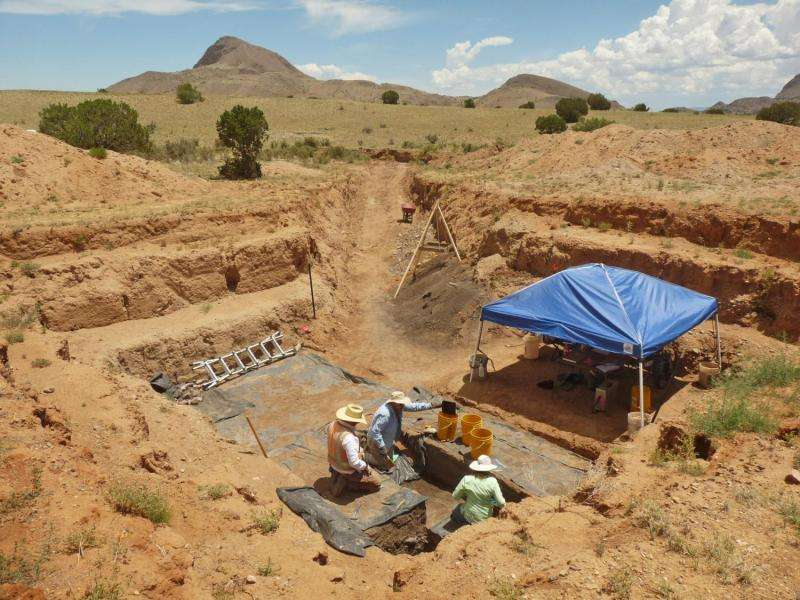 Uncovering the mystery of very early humans in New Mexico