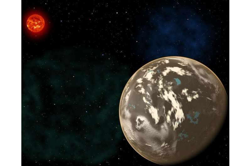 Universe's First Life Might Have Been Born on Carbon Planets