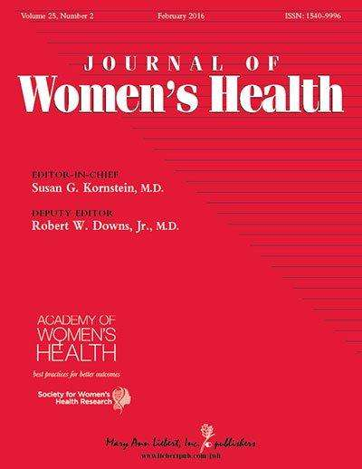 Update on menopausal symptoms and treatment options published in Journal of Women's Health