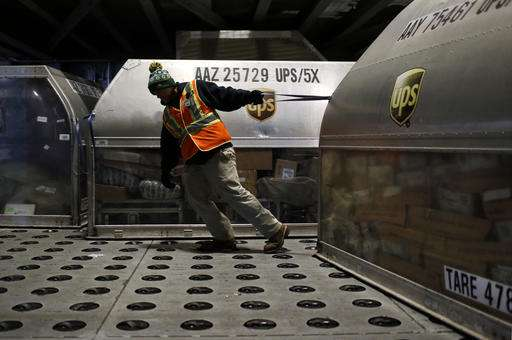 UPS to hire 95,000 seasonal workers for upcoming holidays