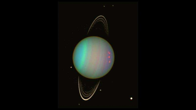 Uranus may have two undiscovered moons
