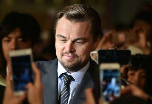 US actor and environmental campaigner Leonardo DiCaprio has turned his focus on illegal fishing, which accounts for up to 35 per