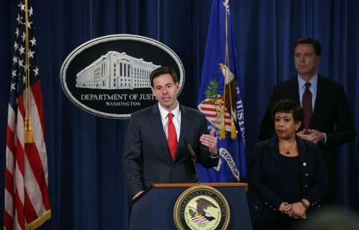 US Assistant Attorney General for National Security John Carlin told an auto industry conference hackers could remotely control
