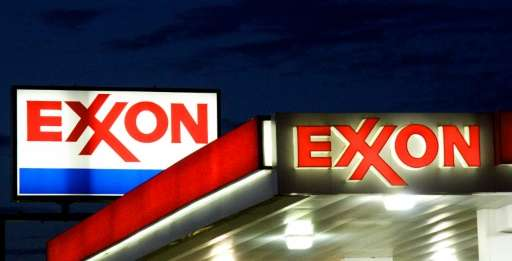 US energy giant ExxonMobil is facing an onslaught from environmentalists and some shareholders alleging it hid what it knew abou