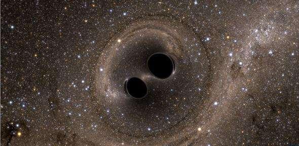 Using gravitational waves to catch runaway black holes
