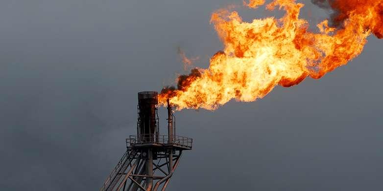 Using methane rather than flaring it