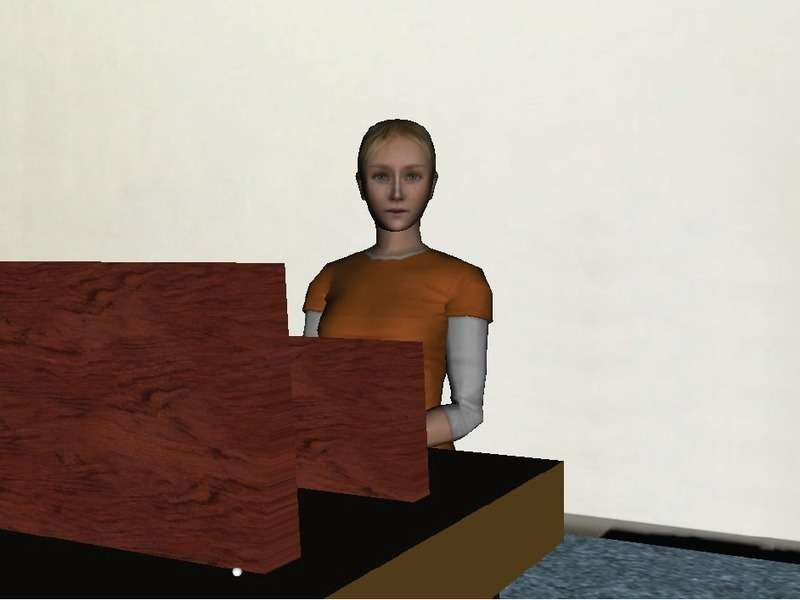Using virtual reality to make experiments more realistic