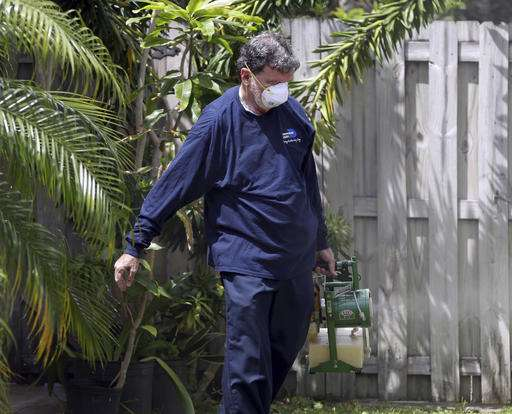 US plan for Zika includes special CDC teams to help states