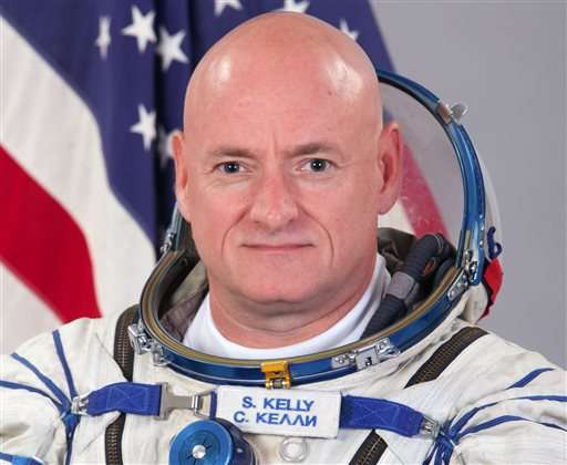US space-endurance champ says he could do another year