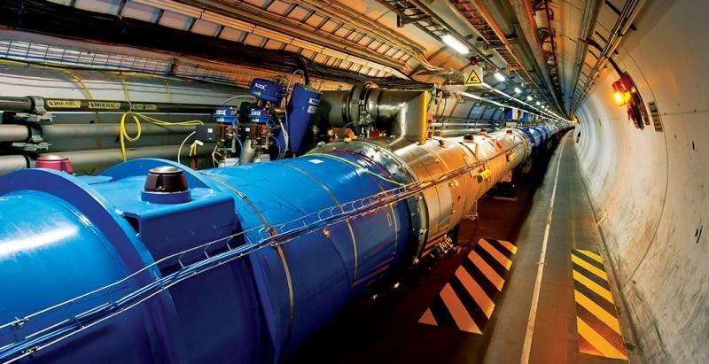 UTA prepares Titan supercomputer to process the data from LHC experiments