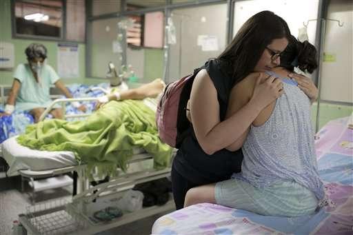 Venezuela says 3 dead from Zika complications