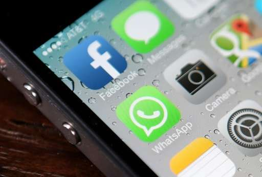 WhatsApp says sharing data with Facebook will allow for more targeted advertising and help fight spam