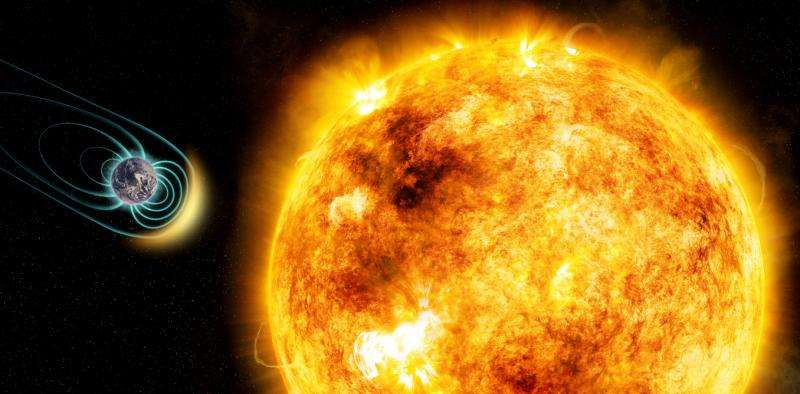 What the 'weather' is like on a star can help in the search for life
