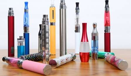Why do college-aged young adults use e-cigarettes?