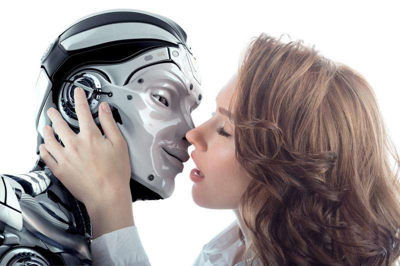 Why sex robots are ancient history