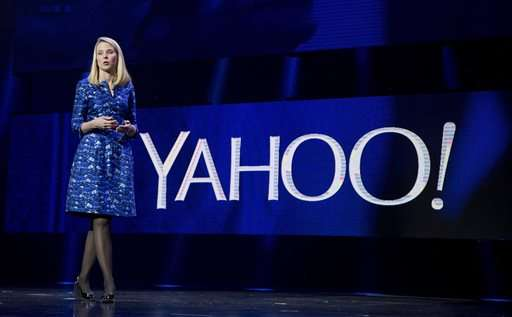 Yahoo CEO could get $55M in severance pay in potential sale