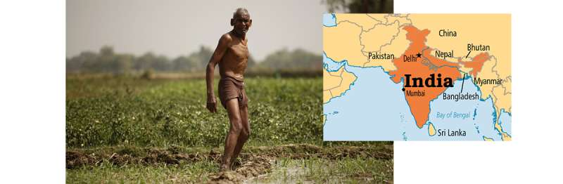 Archaeogeneticist pinpoints Indian population origins using today's populace