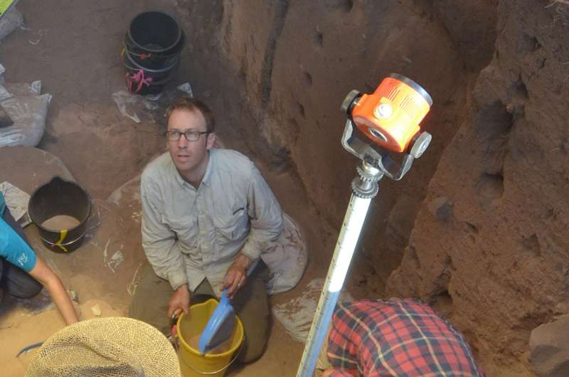 Artifacts suggest humans arrived in Australia earlier than thought