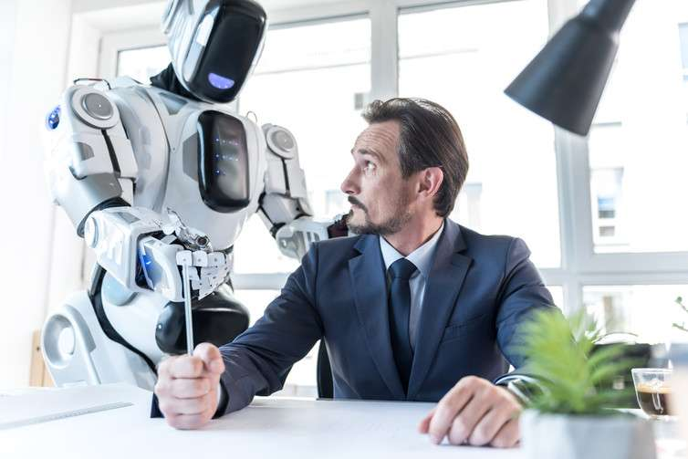 Asimov's Laws won't stop robots harming humans, so we've developed a better solution