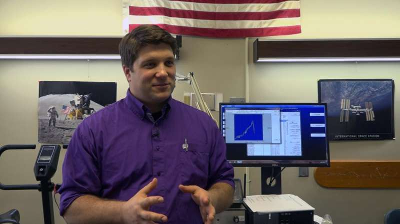 Astronauts experience decrease in blood vessel function during spaceflight, study finds