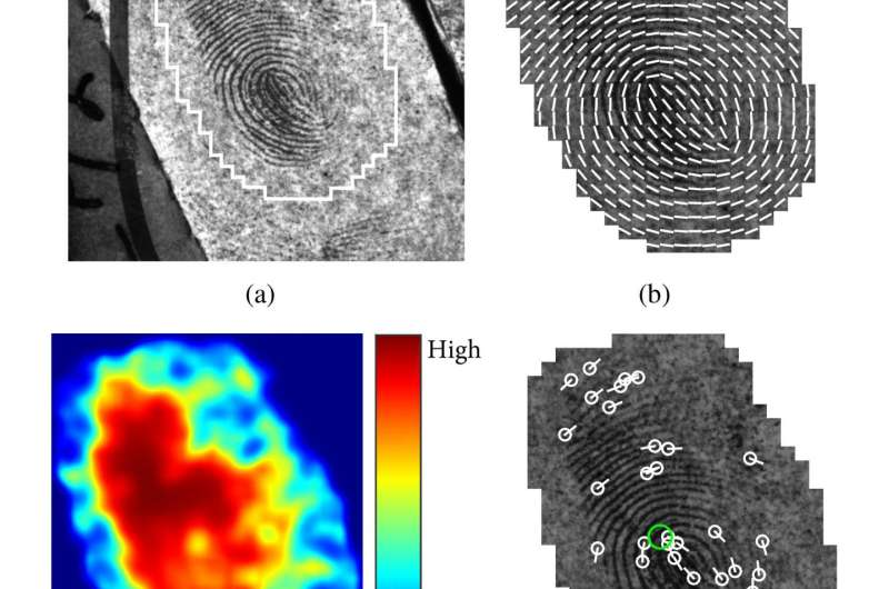 Automated fingerprint analysis is one step closer to reality