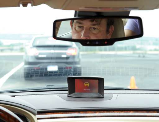 Automated safety systems are preventing car crashes
