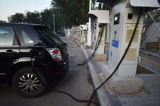 Beijing announced plans earlier this month to phase out petrol vehicles by an unspecified date, but it has also been preparing r