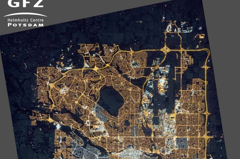 By saving cost and energy, the lighting revolution may increase light pollution