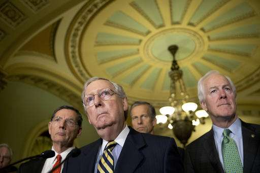 Congress to complete first step to repealing health law