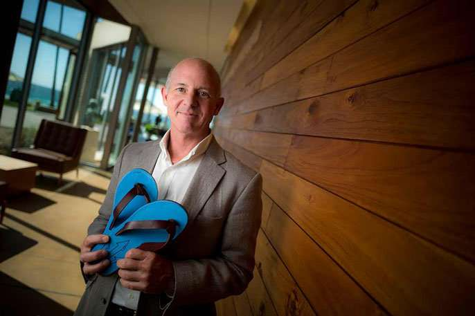 Could these flip-flops save the earth?
