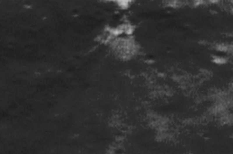 Crash scene investigation reveals resting place of SMART-1 impact