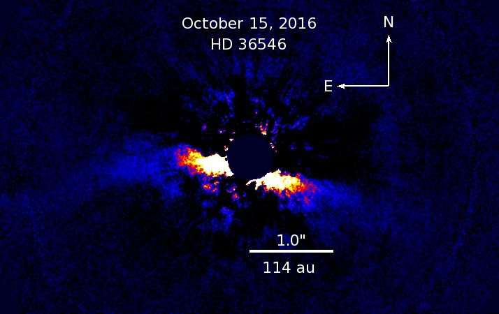 Dedicated planet imager opens its eyes to other worlds