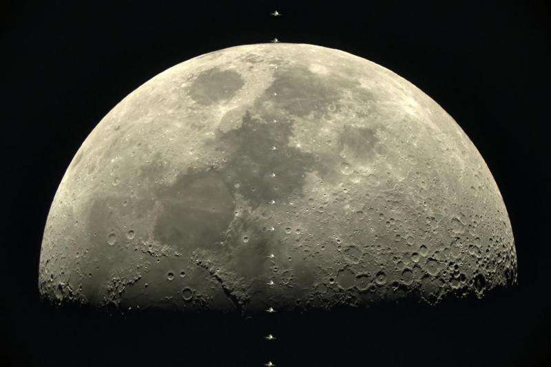 Designing lunar equipment to survive long periods of sunless cold
