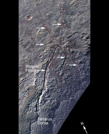 Does Pluto have the ingredients for life?