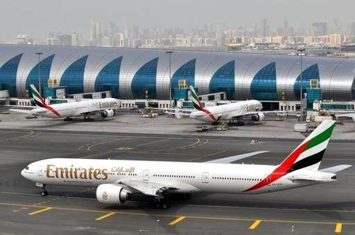 Dubai's Emirates, Turkish Airlines off US laptop ban list