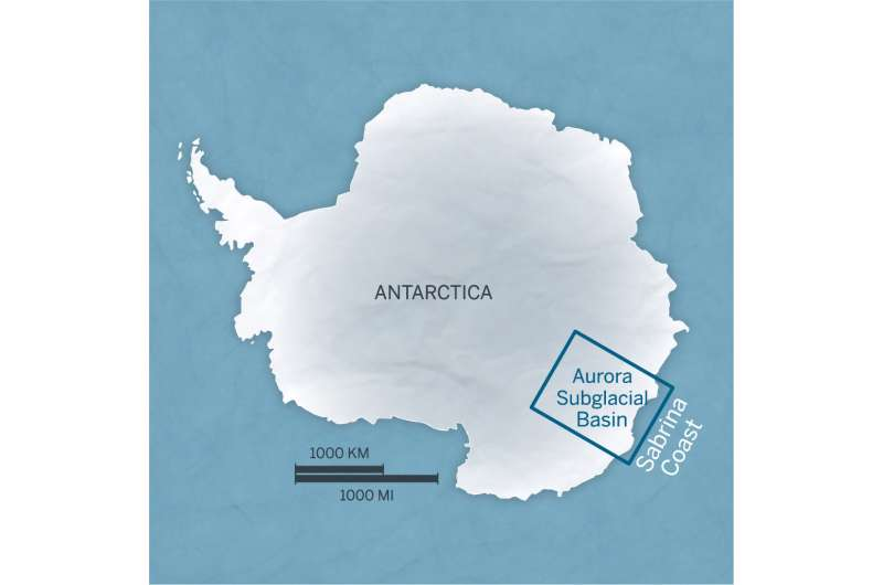 East Antarctic Ice Sheet has history of instability