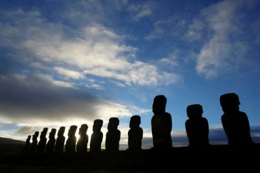 Easter Island is most famous for its Moais—stone statues of the Rapa Nui culture