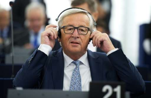 European Commission President Jean-Claude Juncker has reaffirmed the EU aim of being 'at the forefront of the fight against clim