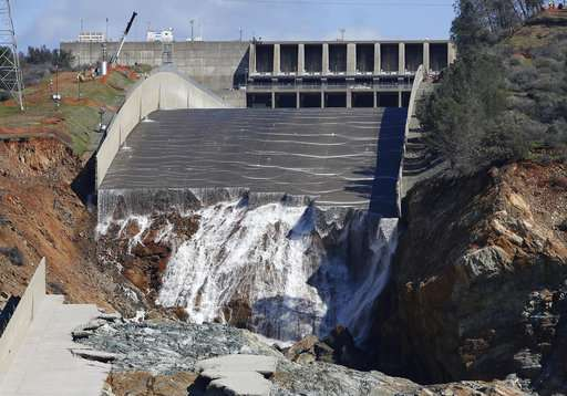 Experts: Bad design, building caused dangers at tallest dam