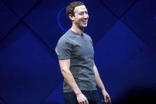 Facebook's Zuckerberg to give Harvard graduation speech