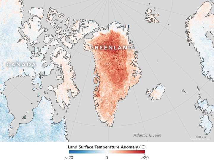 Figuring out how fast Greenland is melting